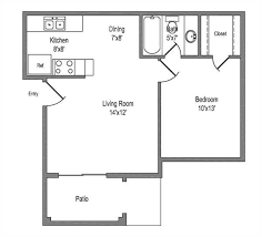 Affordable 1 2 Bedroom Apartments In Houston TX