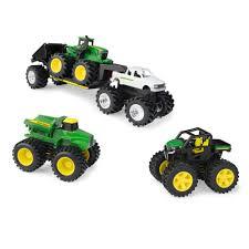 John Deere Monster Treads Value Set - Toys