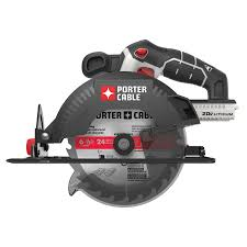 Skil Flooring Saw Canada by Shop Porter Cable 20 6 1 2 In Cordless Circular Saw At Lowes Com