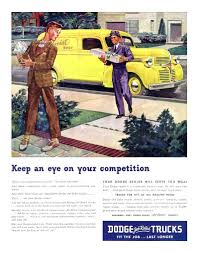 100 1946 Dodge Truck Parts S Ad Keep An Eye On Your Competition