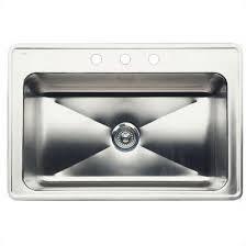 33x22 White Kitchen Sink by Blanco Magnum 33