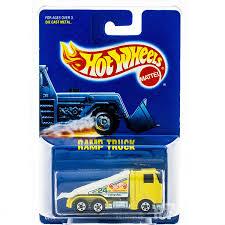 100 Hot Wheels Tow Truck Amazoncom Mattel 1991 164 Scale Yellow Ramp