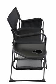 World Outdoor Products Two Pack PROFESSIONAL EDITION Tall Directors Chair  With Padded Armrests, Side Folding Table, Automatic Footrest, Side Bag 690grand Light Weight Oversized Portable Chair With Mesh Back Storage Pouch And Folding Side Table For Camping Outdoor Fishing 300 Lbs High Capacity Timber Ridge Lweight Bag And Carry Adjustable Harleydavidson Bar Shield Compact Xlarge Size W Ch31264 Steel Directors Custom Printed Logo Due North Deluxe Director Foldaway Insulated Snack Cooler Navy Model 65ttpro Tall Professional Executive With Best Chairs 2019 Onlook Moon Ultralight Alinum Alloy Barbecue Beach