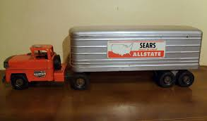 Vintage Marx Sears Allstate Toy Semi Truck And Trailer Pressed Steel ... Best Of Extreme Custom Toy Trucks All About Vintage Marx Sears Allstate Toy Semi Truck And Trailer Pressed Steel Wwe 164 Scale Diecast Undtaker Semitruck Toys Games The Images Collection Of Yrhyoutubecom Scale Rhscalefabcom Amazoncom Large Big Rig Long Freightliner Haul Trucker Newray Ca Inc Mis Camiones Dcp Trucks Pinterest Rigs Transportation Stress Balls Cars More Qlp Vehicles Kohls Red White Flames Peterbilt Farm Ebay Rhpinterestcom Dcp