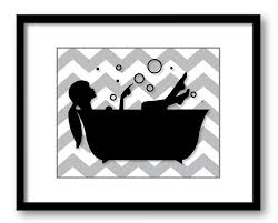 Black And White Bathroom Art F16X On Creative Small House Decorating Ideas With