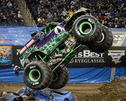 100 Monster Trucks Cleveland OH Feb 1617 Quicken Loans Arena Jam