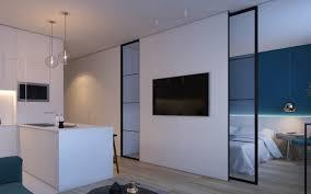 100 Modern Interiors 2 With Rich Blue Decor Ideas