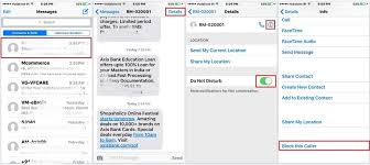 block call and text in iOS 9 iPhone iPad [How to]