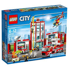 100 Lego Fire Truck Games LEGO 60110 City Station EBay