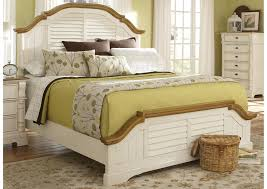 Your Cost Furniture Oleta Buttermilk Queen Bed