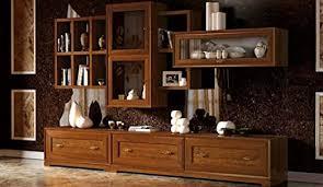 dafnedesign wände für wohnzimmer dunkles holz h 210 x p