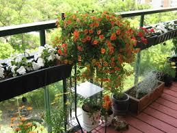 Amazing Balcony Flower Garden Ideas