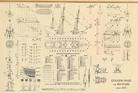 Model Ship Plans Free Download by Model Ship Plans Free Download Golden Hind 1575