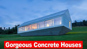 100 Concrete House Designs Wow Gorgeous S With Unexpected