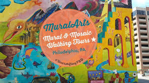 photo essay of muralarts org philly mural and mosaic tours