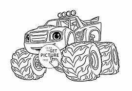 Monster Truck Color Pages Save Blaze Monster Truck Cartoon Coloring ... Monster Truck Clip Art Clipart Images Clipartimagecom Cartoon Royalty Free Vector Image 4x4 Buy Stock Cartoons Royaltyfree Monster Truck Available Eps10 Vector Format With Illustrations Creative Market Red