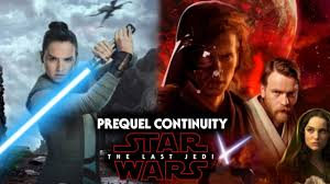 Star Wars The Last Jedi Prequel Trilogy Continuity Its Importance To Rey