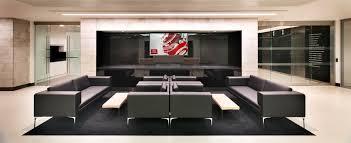 100 Morgan Lovell London Inside NYKs Modern Office