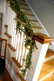 Banister Tricks | Family Chic By Camilla Fabbri ©2009-2015. All ... Home Depot Bannister How To Hang Garland On Your Banister Summer Christmas Deck The Halls With Beautiful West Cobb Magazine 12 Creative Decorating Ideas Banisters Bank Account Season Decorate For Stunning The Staircase 45 Of Creating Custom Youtube For Cbid Home Decor And Design Christmas Garlands Diy Village Singular Photos Baby Nursery Inspiring Stockings Were Hung Part Adams
