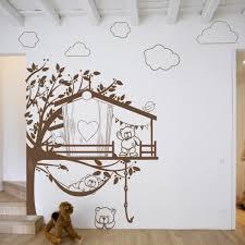 stickers ours chambre bébé stickers ourson chambre bébé chambre idées de décoration de