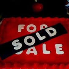 Housewarming Party Cake Idea