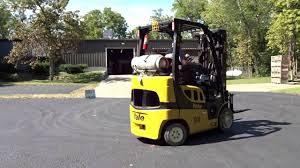 100 Yale Lift Trucks OffLease Surplus Truck Lot 37 5000 LB Truck