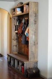 Beautiful Rustic Coat Rack