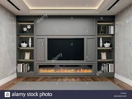 moderne raumgestaltung wohnzimmer im untergeschoss in der