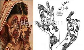 2016 New Popular Lots Of Patterns Temporary Tatto Stencil Template Henna Tattoo Hands Feet