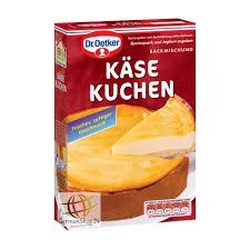 dr oetker german cheese cake