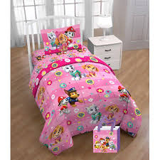 Walmart Black Friday Deals 4 Piece Character Bedding Sets Paw