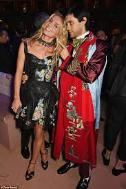 Party Pals Annabelle Posed Up A Storm With Jared Leto Inside The Bash