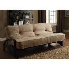 Kebo Futon Sofa Bed Weight Limit by Alessa Futon Frame Black Walmart Com