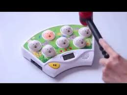 Whack A Mole Mini Game