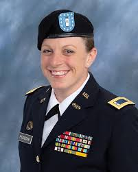 Kentucky National Guard Sol r First in Her Field