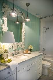 kitchen color schemes with light wood cabinets then white vanity