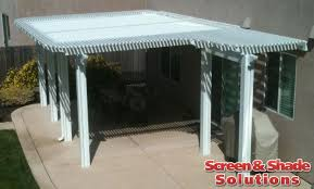 Patio Covers from Screen and Shade Solutions