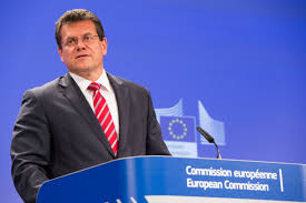 100 Sefcovic Doubts That Another South Stream Would Be Commercially