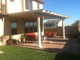 Alumawood Patio Covers Phoenix by Alumawood Patio Cover With Insulated Roofing Panels Double Header