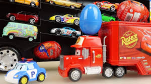 Cars Carrier And Truck Surprise Eggs And Robocar Poli Car Toys ... Prtex 60cm Detachable Carrier Truck Toy Car Transporter With Product Nr15213 143 Kenworth W900 Double Auto 79 Other Toys Melissa Doug Mickey Mouse Clubhouse Mega Racecar Aaa What Shop Costway Portable Container 8 Pcs Alloy Hot Mini Rc Race 124 Remote Control Semi Set Wooden Helicopters And Megatoybrand Dinosaurs Transport With Dinosaur Amazing Figt Kids 6 Cars Wvol For Boys Includes Cars Ar Transporters Toys Green Gtccrb1237
