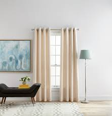 Jc Penney Curtains With Grommets by How To Hang Curtains U2013 Jcpenney