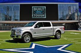 100 Dallas Truck Center Ford Releases LimitedEdition Cowboys F150 Photo Image Gallery