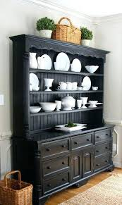 China Cabinet Decor Alluring Dining Room Hutch Decorating Ideas With Best On