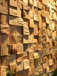 massivholz mosaik tv hintergrund wand veranda log dekoration