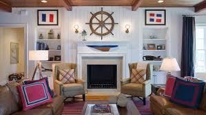 Nautical Themed Living Room Decor Ideas
