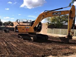 100 Jcb Melbourne 20 Ton Excavator For Sale Australia Demolition Company Cuts Costs