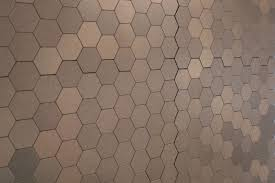 gl tile mosaic tile peel stick metal series bronze