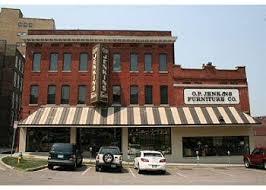 Knoxville furniture store O P Jenkins Furniture & Design
