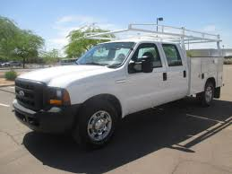 100 Utility Truck For Sale USED 2006 FORD F350 SRW SERVICE UTILITY TRUCK FOR SALE IN AZ 2328