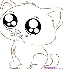 Cats Animals Coloring Pages